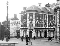 Luton, Midland Hotel 1924