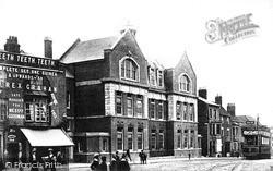 Luton, Modern School c.1900