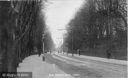 Luton, New Bedford Road c.1915