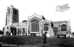Luton, St Mary's Church 1897