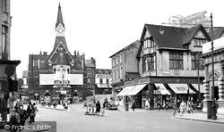 The Corn Exchange c.1950, Luton