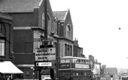 Luton, the Technical School c1950