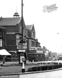 The Technical School c.1950, Luton
