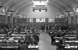 Luton, The Vauxhall Motors Canteen c.1950