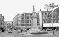 Town Centre c.1965, Luton