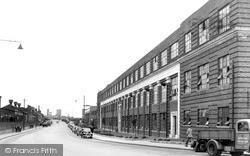 "Vauxhall Motors ""P"" Block c.1950, Luton"