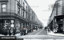 Luton, Wellington Street 1897