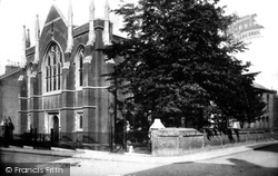 Luton, Wellington Street Chapel 1897