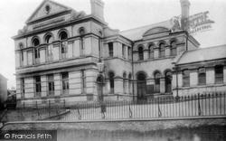 Luton, Wesleyan Schools 1897