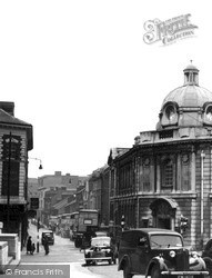 Luton, Williamson Street c.1950