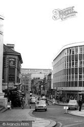 Williamson Street c.1965, Luton