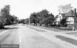 Lutterworth, Bitteswell Road c.1965