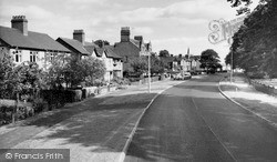 Lutterworth, Coventry Road c.1965