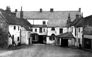 Lutterworth, Denbigh Arms Hotel c1955