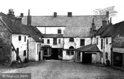 Denbigh Arms Hotel c.1955, Lutterworth