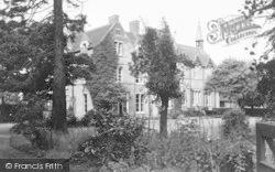 Grammar School c.1955, Lutterworth