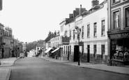 Lutterworth, High Street c1955