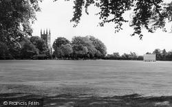 The Cricket Ground c.1965, Lutterworth