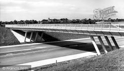 The M1 Motorway c.1965, Lutterworth