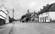 Lutterworth, Woodmarket c1955