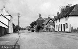Woodmarket c.1955, Lutterworth