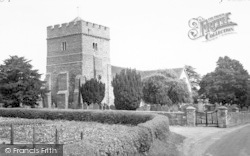 Lydbury North, The Church c.1960