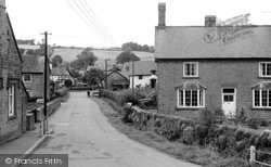 Lydbury North, The Village 1959