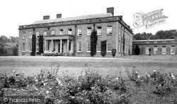 Lydbury North, Walcot Hall c.1960