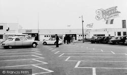 Air Terminal Buildings, Ferryfield Airport c.1960, Lydd