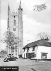 All Saints Church c.1960, Lydd