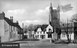 Coronation Square c.1955, Lydd
