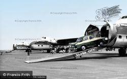 Ferryfield Airport c.1960, Lydd