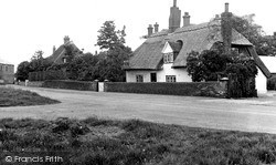 The Thatched Cottage c.1955, Lydd