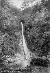 Lydford, Cascade 1890