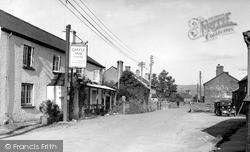 Lydford, Castle Inn c.1955