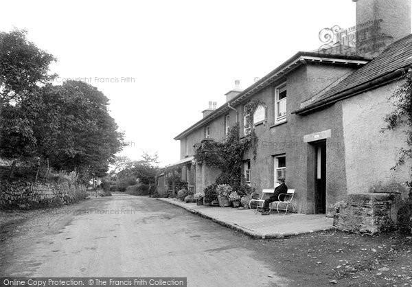 Photo of Lydford, Dartmoor Inn 1922