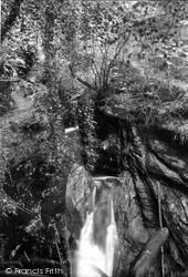 Lydford, Gorge 1913