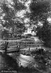 Lydford, Mill 1906