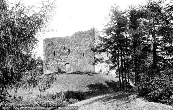 Lydford, the Castle 1906