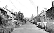 Lydford, the Village c1960
