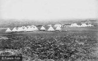 Lydford, Willsworthy Camp 1910