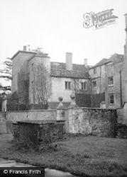 Lydiard Tregoze, Lydiard House c.1950