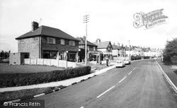 Moss Lane c.1965, Lydiate