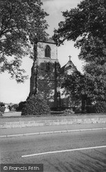 Our Lady Rc Church c.1965, Lydiate
