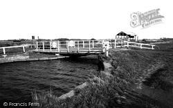 Rimmer's Bridge c.1965, Lydiate
