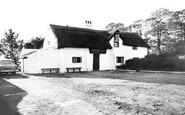 Lydiate, the Scotch Piper Inn, Oldest Inn in Lancs c1965