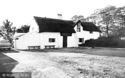 The Scotch Piper Inn, Oldest Inn In Lancs c.1965, Lydiate