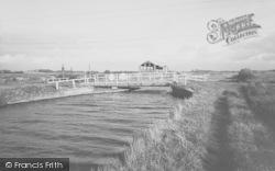 The Swing Bridge c.1965, Lydiate