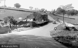 Lydney, Bream Road c.1960
