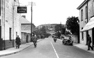 Lydney, Forest Road c1955